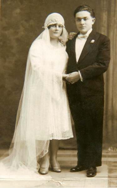 Tullio Cofrancesco's Marriage